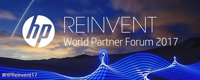 World Partner Forum #HPReinvent17