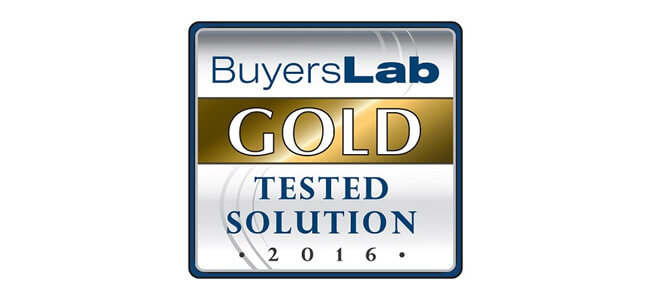 MPS Monitor is a Gold Tested Solution for Buyers Laboratory
